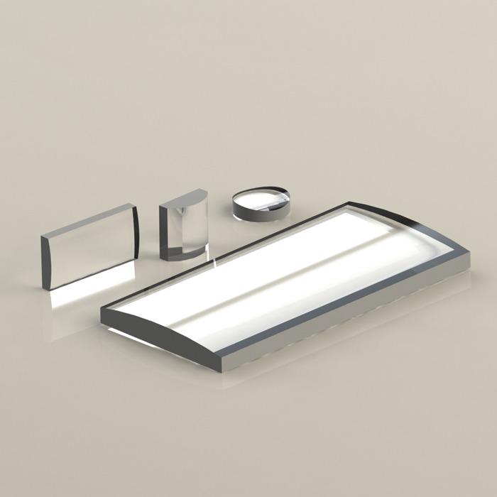 KL15-K9 平凸柱面透镜