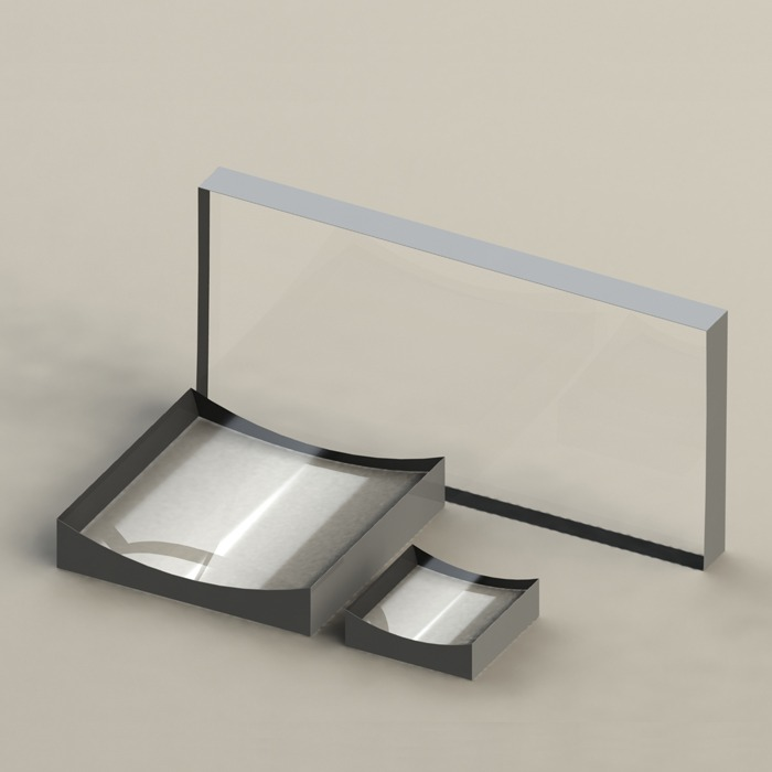 KL16-K9 平凹柱面透镜