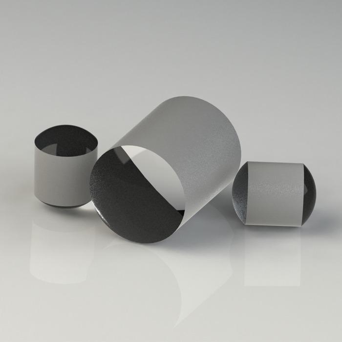 KL17-K9 鼓型透镜