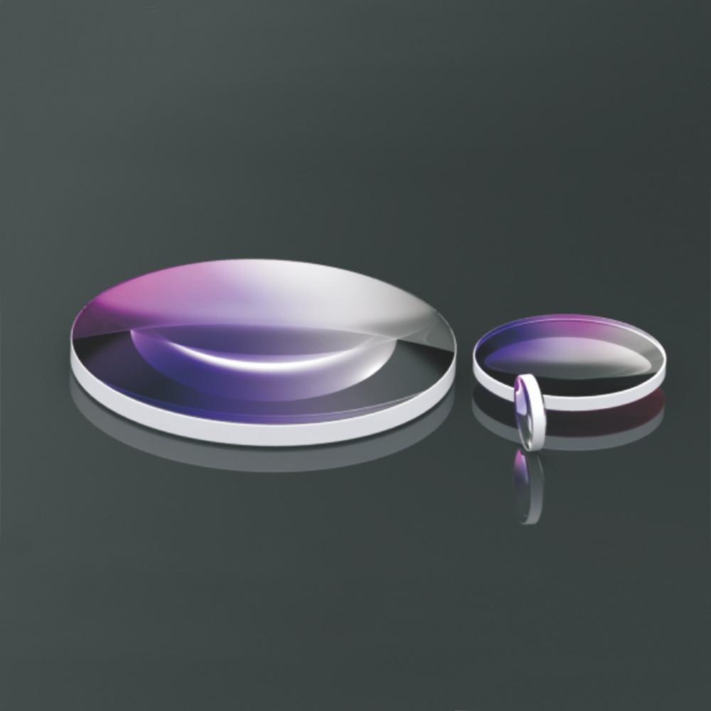 KL21-UV 紫外熔融石英平凸透镜