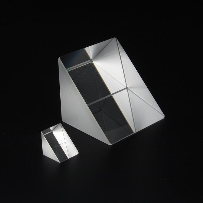 KP22-紫外熔融石英高精度直角棱镜