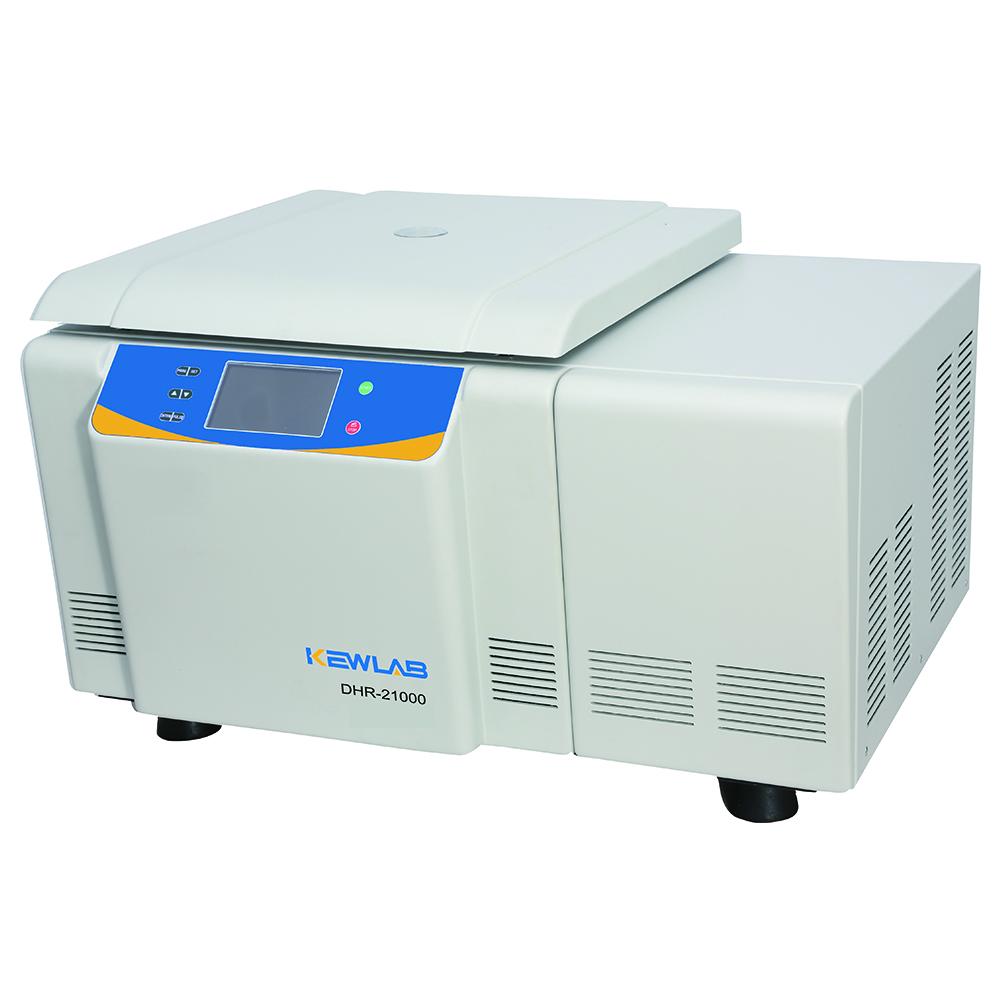 DHR-21000 台式大容量高速冷冻离心机及配套的转子