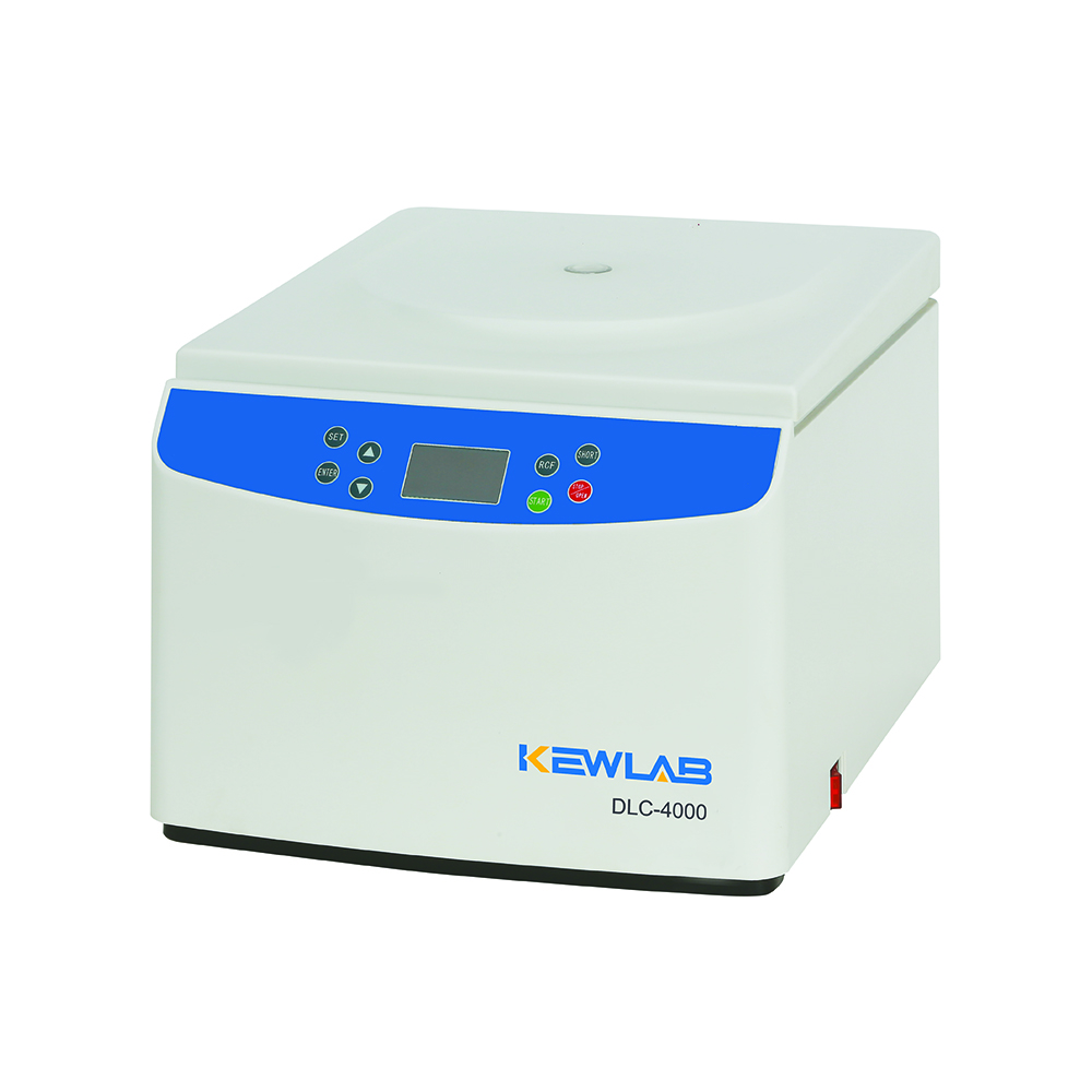 DLC-4000 台式低速自动平衡离心机及配套的转子