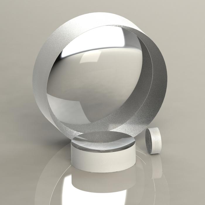 KL24-UV 紫外熔融石英双凹透镜