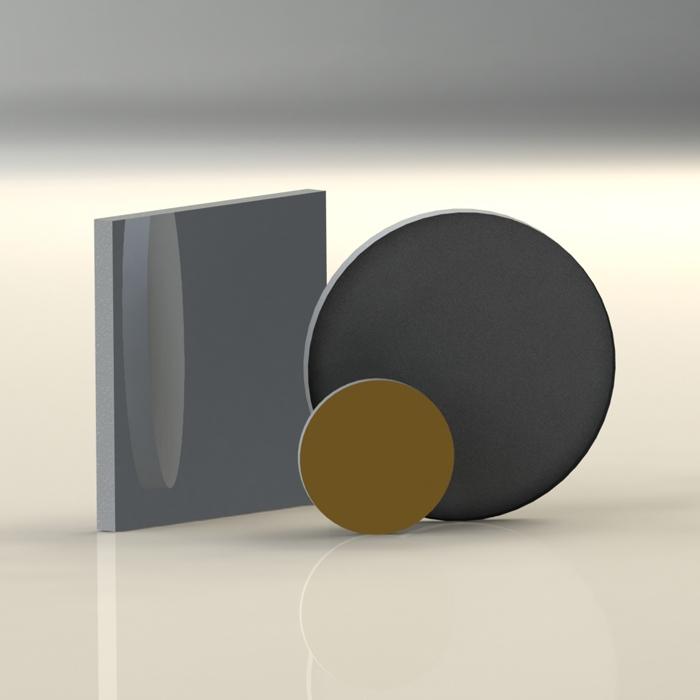 KM11—K9 标准精度反射镜基底