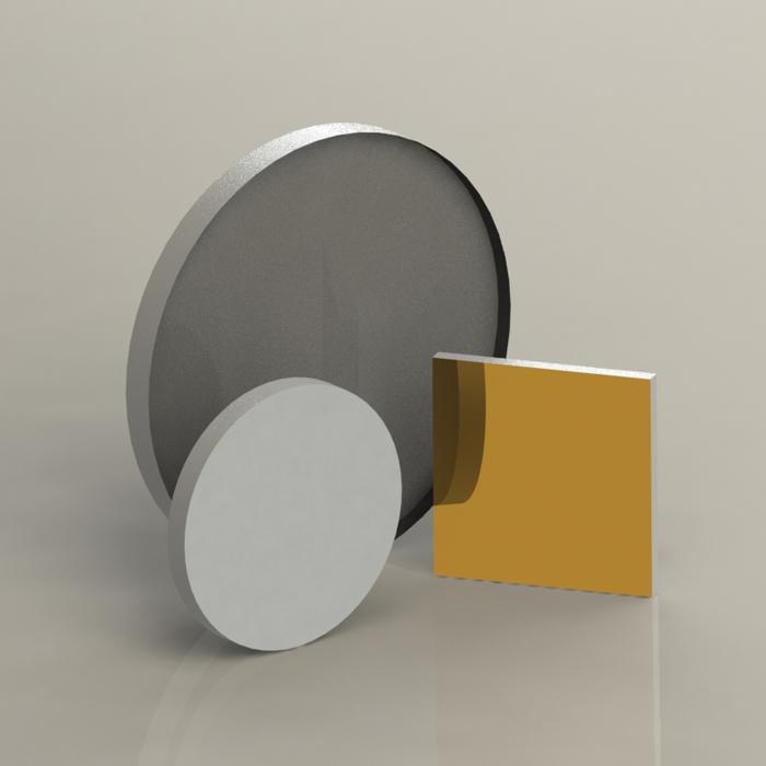 KM21—紫外熔融石英标准精度反射镜基底