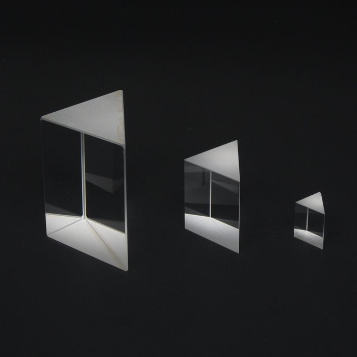 KP23-紫外熔融石英激光级标准直角棱镜