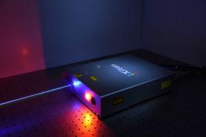 IMPRESS 213 高重频Q-开关全固态深紫外激光器