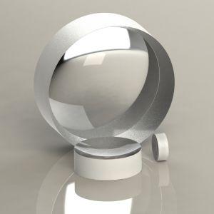 KL24-012-012 紫外熔融石英双凹透镜