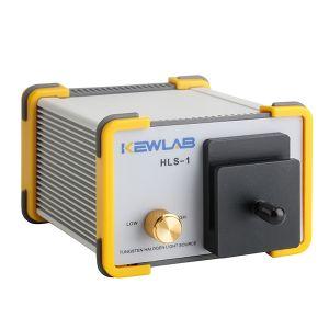 HLS-1 卤钨灯光源