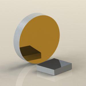 KM22-50SQ 熔融石英高精度反射镜