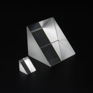 KP22-025 紫外熔融石英高精度直角棱镜